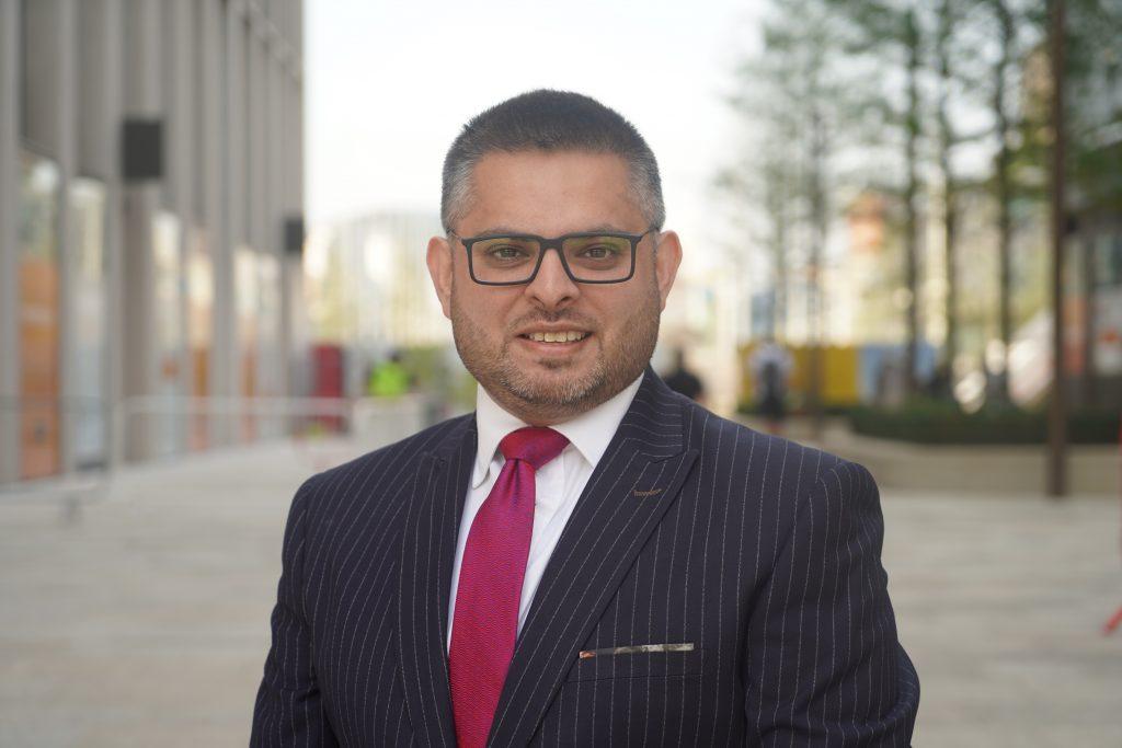 Councillor Waseem Zaffar Lozells (Lab)